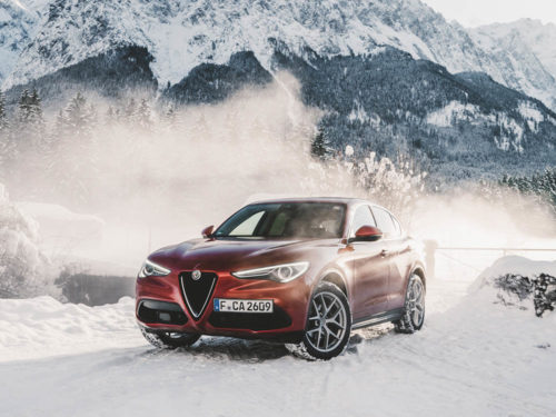 2018 Alfa Romeo Stelvio 2.0 Turbo 16V First Edition Q4 AT8