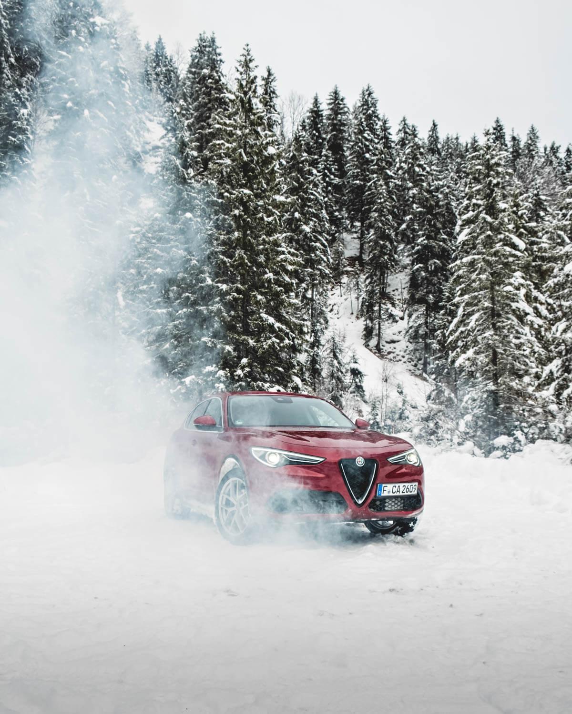 2018 Alfa Romeo Stelvio 2.0 Turbo 16V First Edition Q4 AT8
