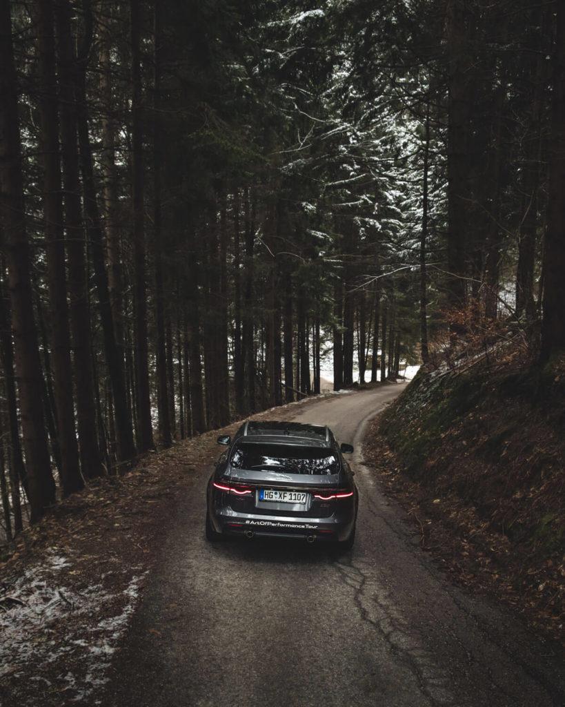 Jaguar XF Sportbrake 25D AWD