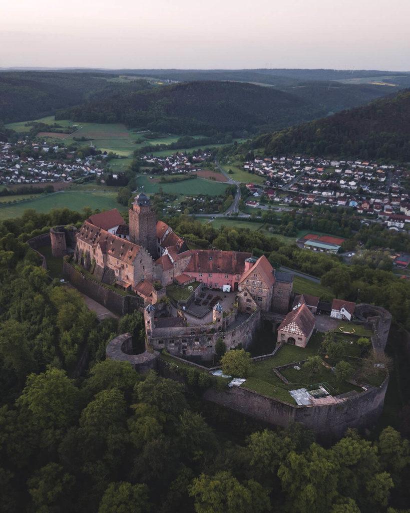 Entdecke Hessen Breuberg