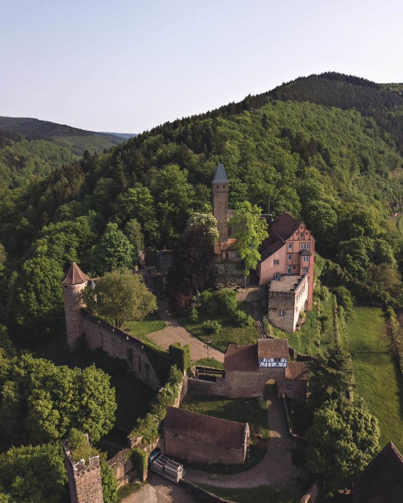 Entdecke Hessen Hirschhorn